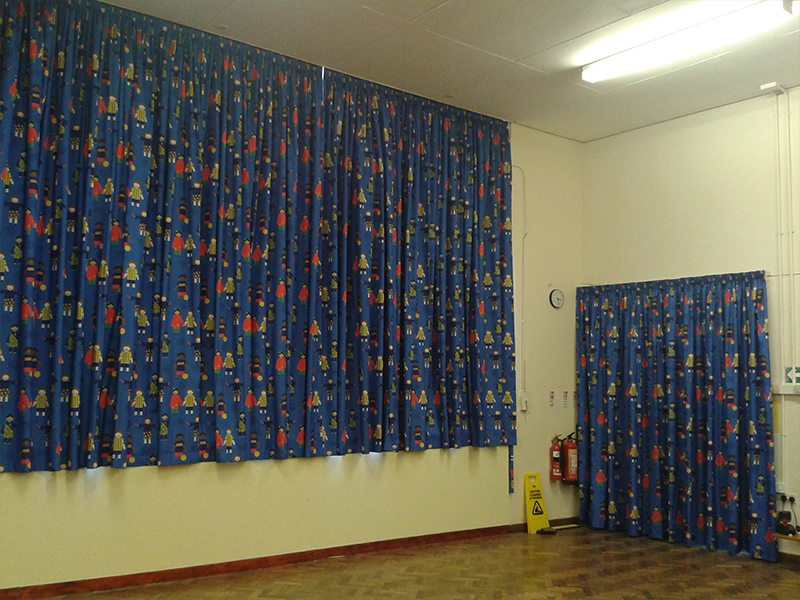 Made To Measure Curtains In Hertfordshire